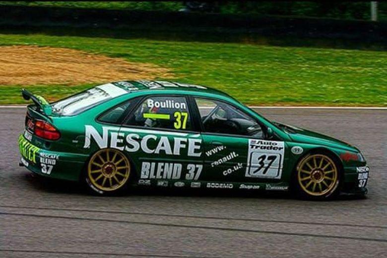 renault laguna btcc, motorsport blog, the hairpin corner, btcc blog