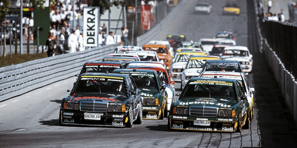 mercedes benz dtm history, thehairpincorner dtm , dtm blog, motorsport blog