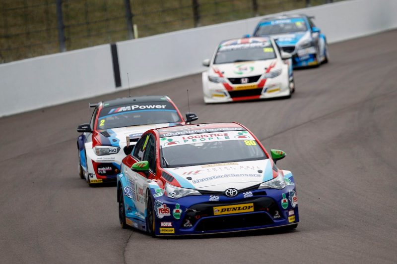 tom ingram rockingham 2018, btcc blog, thehairpincorner btcc, motorsport blog