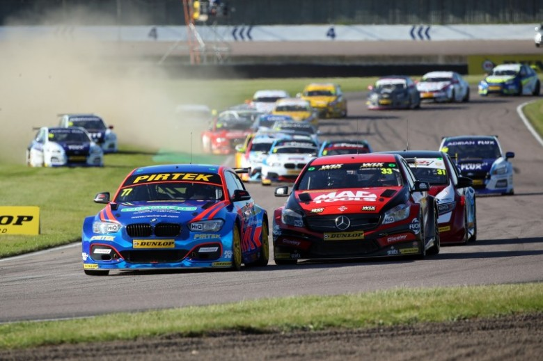 adam morgan rockingham 2017, motorsport blog, thehairpincorner, btcc blog, thehairpincorner btcc