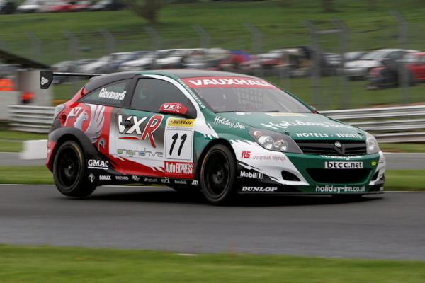 Vauxhall btcc 2006, motorsport blog, the hairpin corner