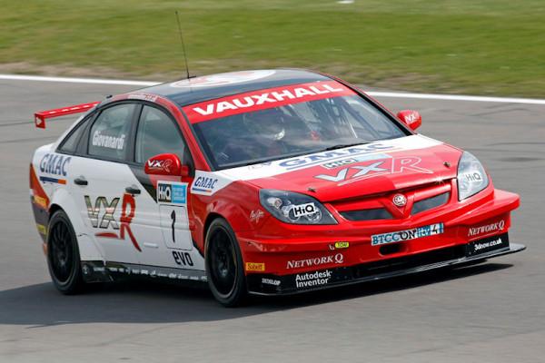 Vauxhall vectra btcc, motrosrpot blog, btcc blog, thehairpincorner