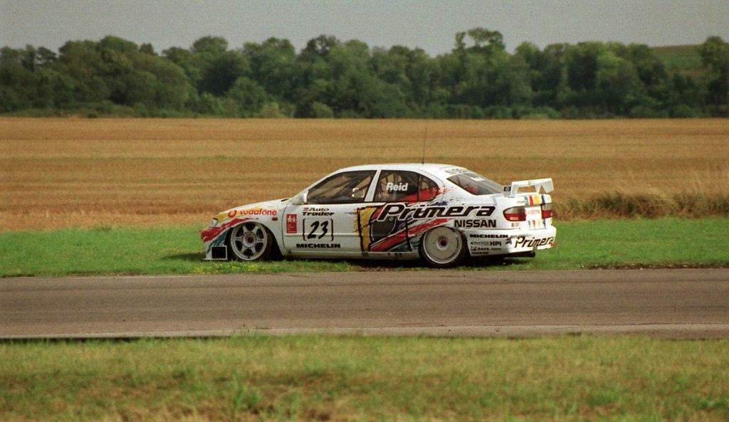 Nissan BTCC, thehairpincorner, btcc blog, motorsport blog, btcc history