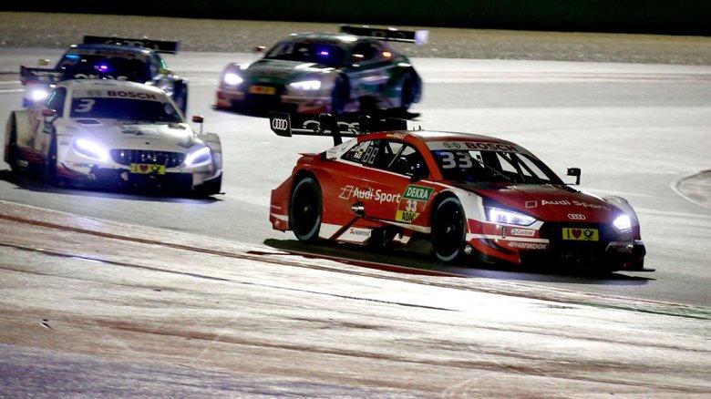 Rene Rast Misano, motorsport blog, thehairpicorner dtm, dtm blog