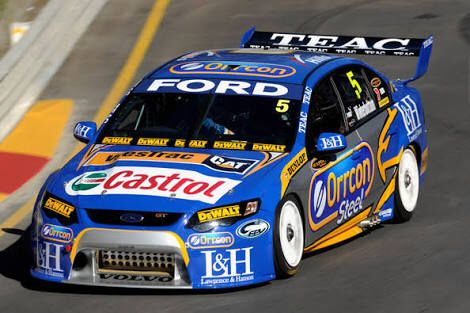 motorsport blog, the hairpin corner, mark winterbottom 2009