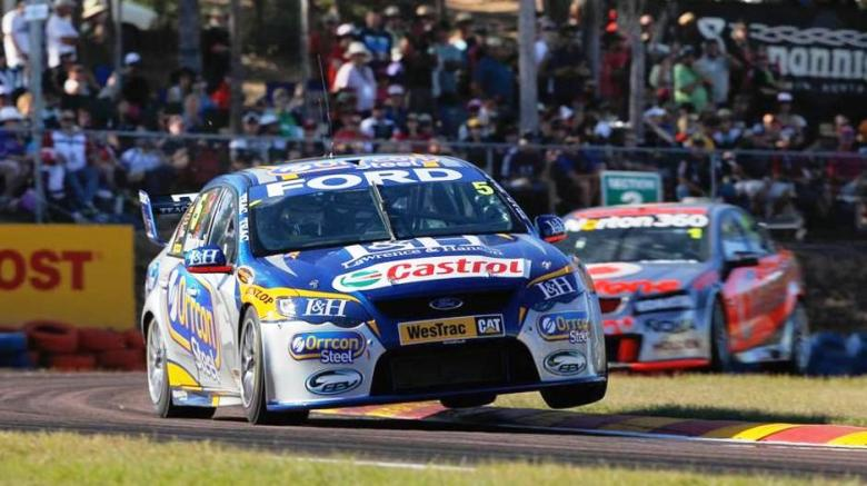 thehairpincorner, motorsport blog, winterbottom 2012 darwin