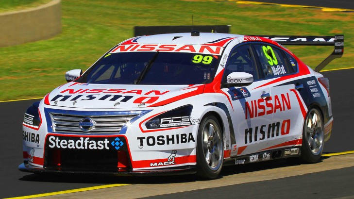 Nissan 2015, James Moffat 2015, motorsport blog, supercars blog, the hairpin corner