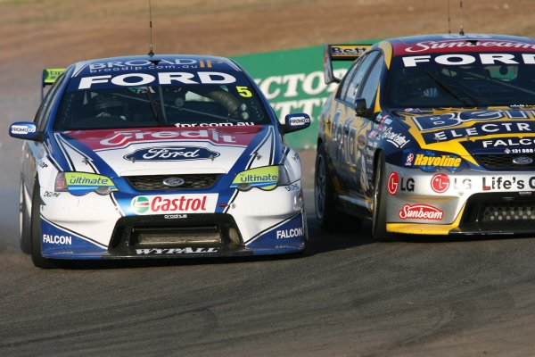 thehairpincorner, mark winterbottom 2006, motorsport blog