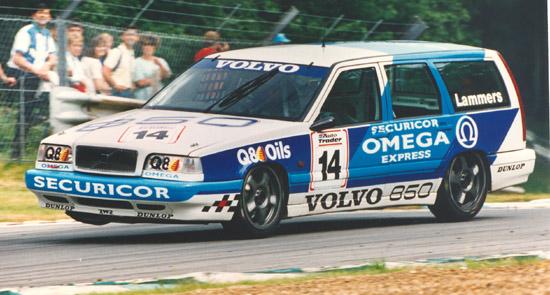 motorsport blog, thehairpincorner, volvo 850 estate btcc, btcc blog