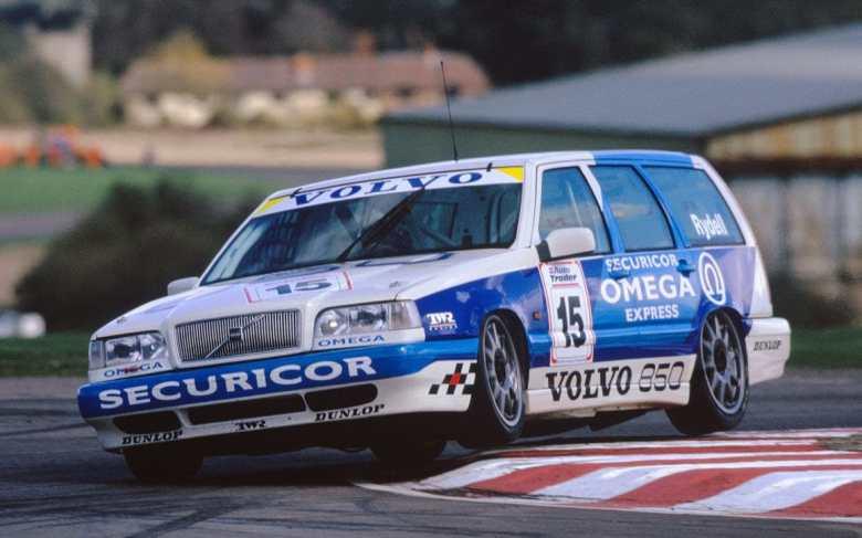 motorsport blog, btcc blog, thehairpincorner, volvo 850 btcc