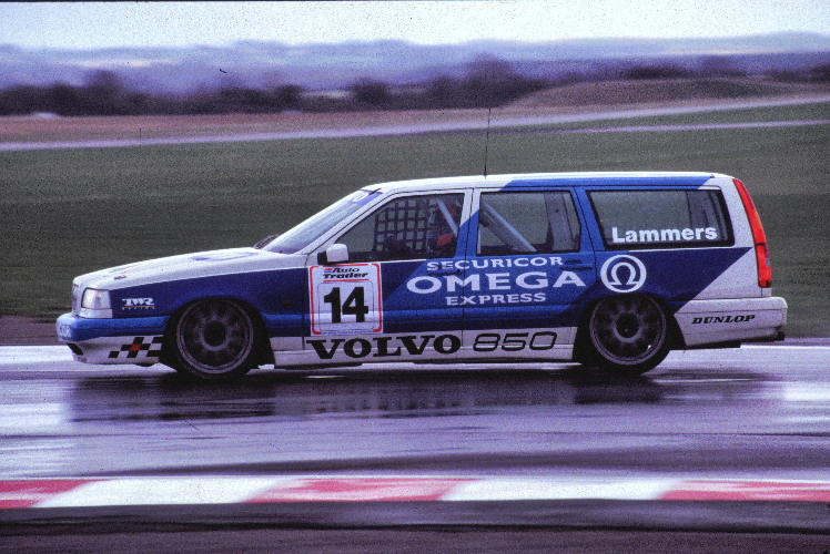 btcc volvo 850 estate, thehairpincorner, motorsport blog