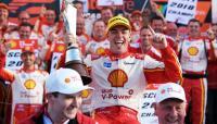 Scott McLaughin Supercars Champion, thehairpincorner, motorsport blog, supercars blog