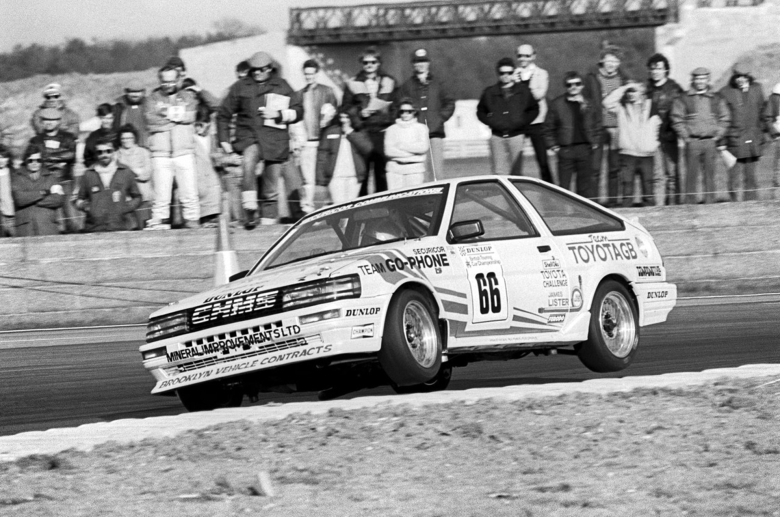 Toyota BSCC, thehairpincorner, motorsport blog