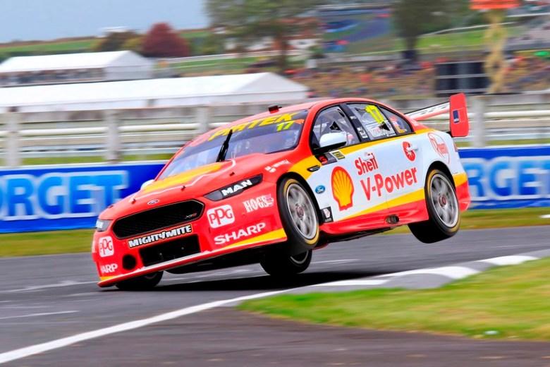 Scott McLaughlin New Zealand 2018, motorsport blog, thehairpincorner,