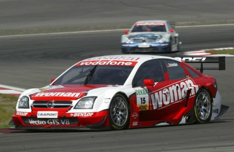 2004 Opel Vectra DTM, motorsport blog, dtm history