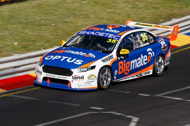 Todd Hazelwood Adelaide 500 2018, supercars blog, motorsport blog, thehairpincorner