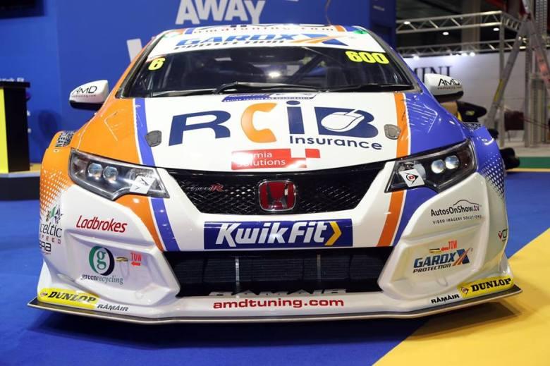Honda Civic Tordoff 2018, thehairpincorner, motorsport blog, btcc blog,