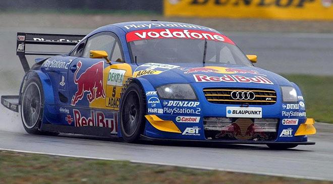 2003 Audi TT DTM, motorsort blog, dtm history, audi tt, thehairpincorner