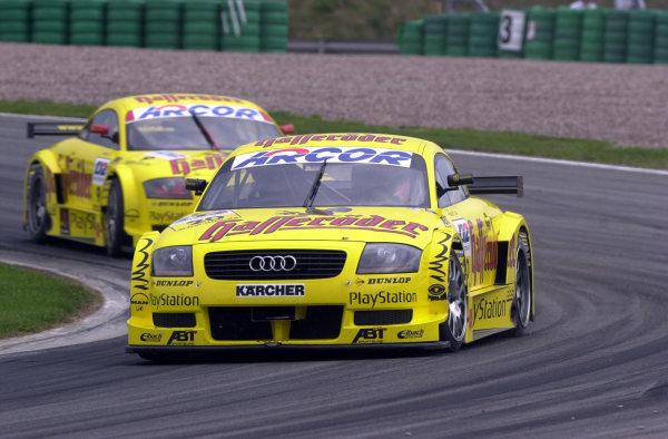 Audi TT DTM 2000, thehairpincorner, motorsport blog, audi tt, dtm blog