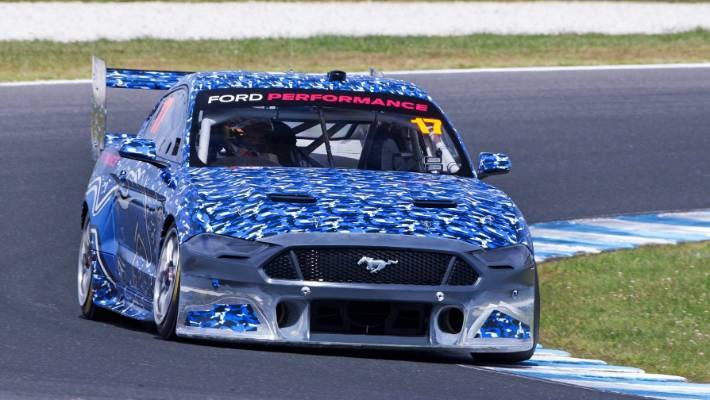 FOrd Mustang Supercars 2019, motorsport blog, thehairpincorner.